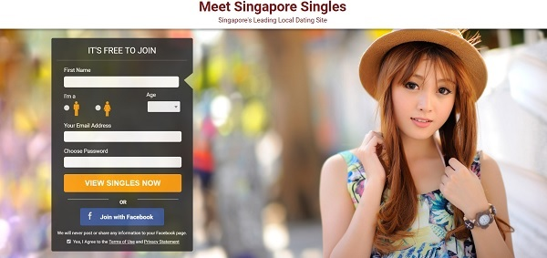 Free dating sites in singapore